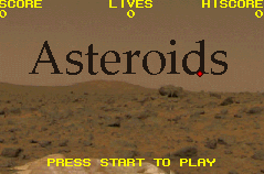 Thumbnail 1 for Asteroids